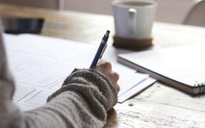 Celoroční copywriting brigáda – co potřebujete umět